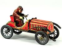 Hans Eberl Racer