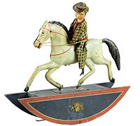 Ives Rocking Horse