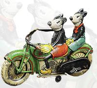 TippCo Mickey Cycle