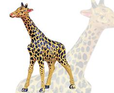 bertoia hubley giraffe