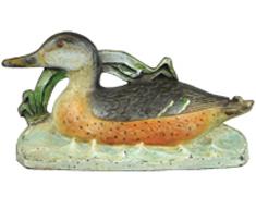 Bertoia-doorstops-mallard-duck