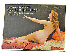 bertoia-advertising-rex-bitters-sign