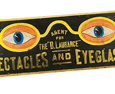 SPECTACLES & EYEGLASSES SIGN