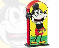 Mickey Mouse Tin Mechanical