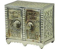 Uncle Sam Safe Bank