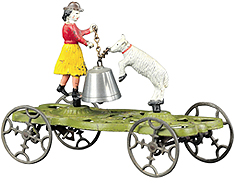Mary Lamb Bell Toy