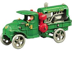 Hubley Ingersoll Rand Truck
