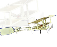 Marklin Farman Bi-Plane