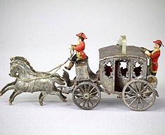 Dresden Horse drawn Coach