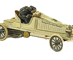 GUNTHERMANN LARGE GORDON BENNETT RACING CAR
