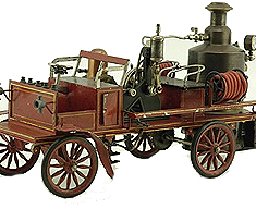 MARKLIN LIVE STEAM FIRE TRUCK