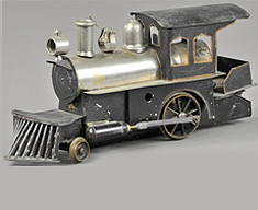 Beggs Steam Locomotive