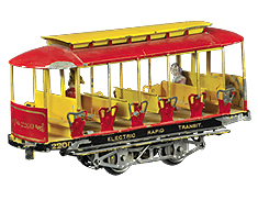 Lionel Summer Trolley