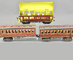 Marklin Midway Train Cars