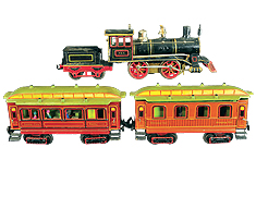 bertoia-train-marklin-passenger-set
