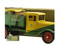 bertoia buddy ice truck