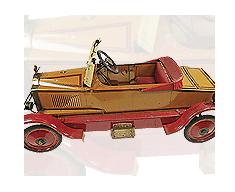 bertoia pedal car gendron packard