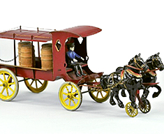 Wilkens Transfer Wagon