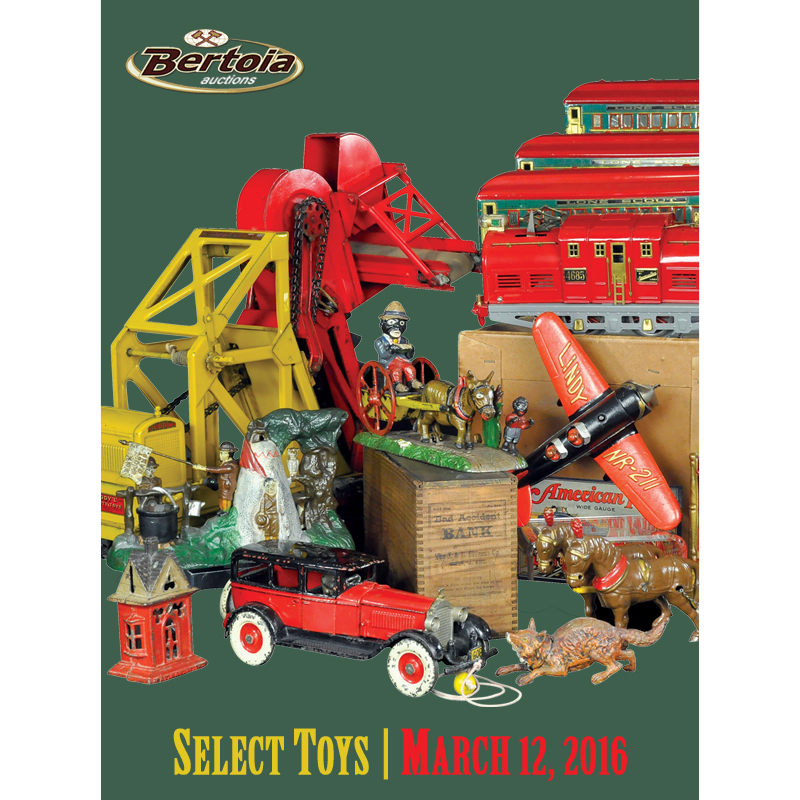 March 2016 Auction Book