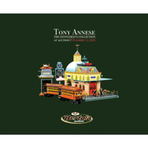 The Tony Annese Catalog