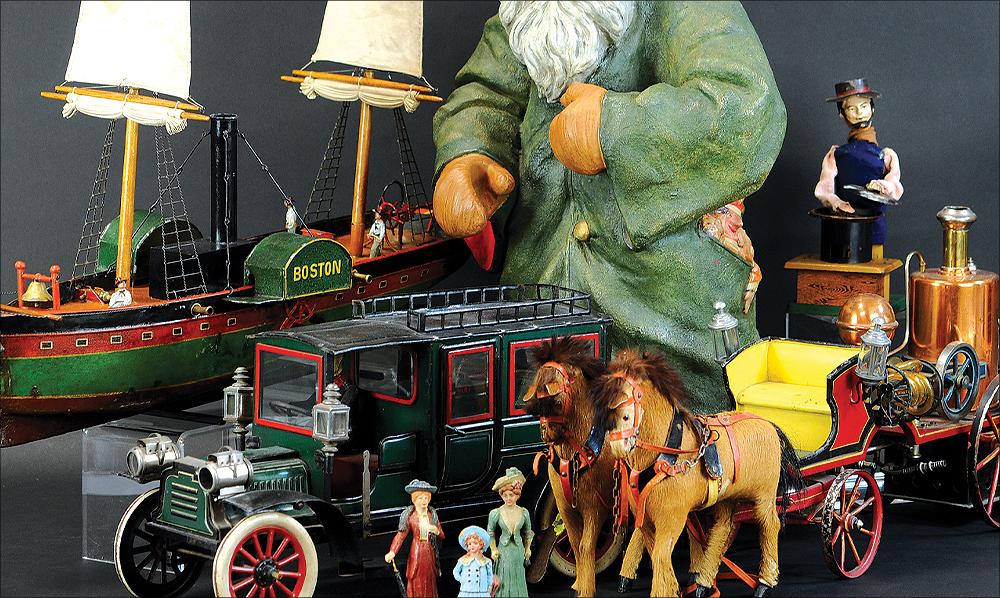 header-bertoia-auctions-basics-trolley-antique-toys-march-2021-steiff-santa-marklin-bank-cast-iron-schroeder-martin