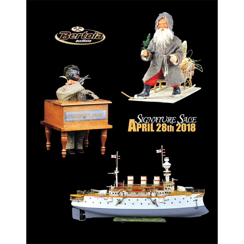 catalog-bertoia-auctions-antique-toys-2018-april-marklin-claus-bank-comic-automotive