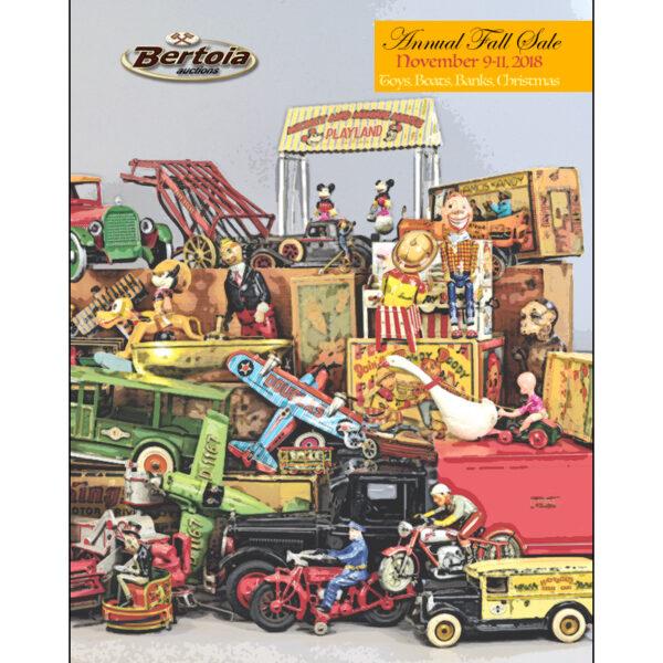catalog-bertoia-auctions-antique-toys-2018-november-marklin-claus-bank-comic-automotive