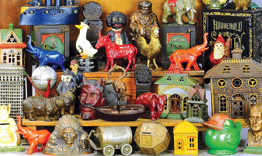 header-bertoia-auctions-antique-toys-2019-may-santa-claus-mechanical-bank-marklin-trains-ives-battleships
