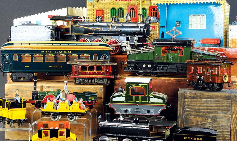 header-bertoia-auctions-basics-trolley-antique-toys-march-2021-steiff-santa-marklin-bank-cast-iron-paul-cole-french